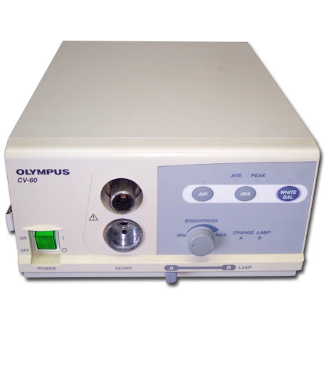 Olympus CV-60 Portable 3 Meter Equine Gastroscopy/Endoscopy System product image
